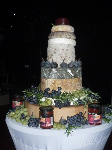 Cheese Wedding Cake 1   by Vicars Game Ltd
