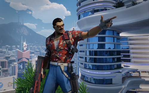 Agents of Mayhem | by PlayStation.Blog