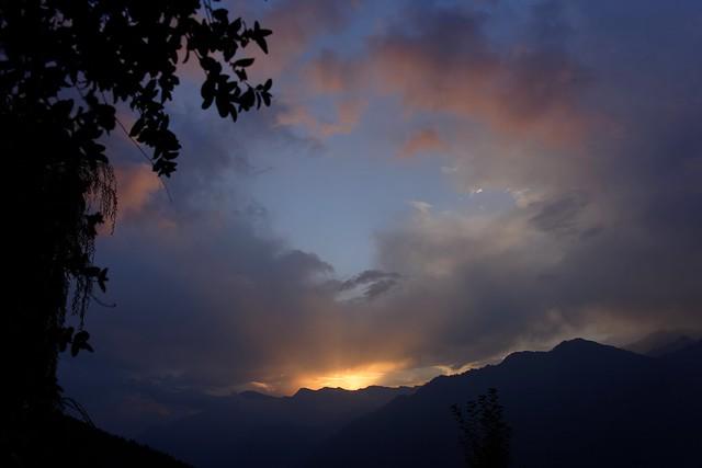 Sunset, India 2016