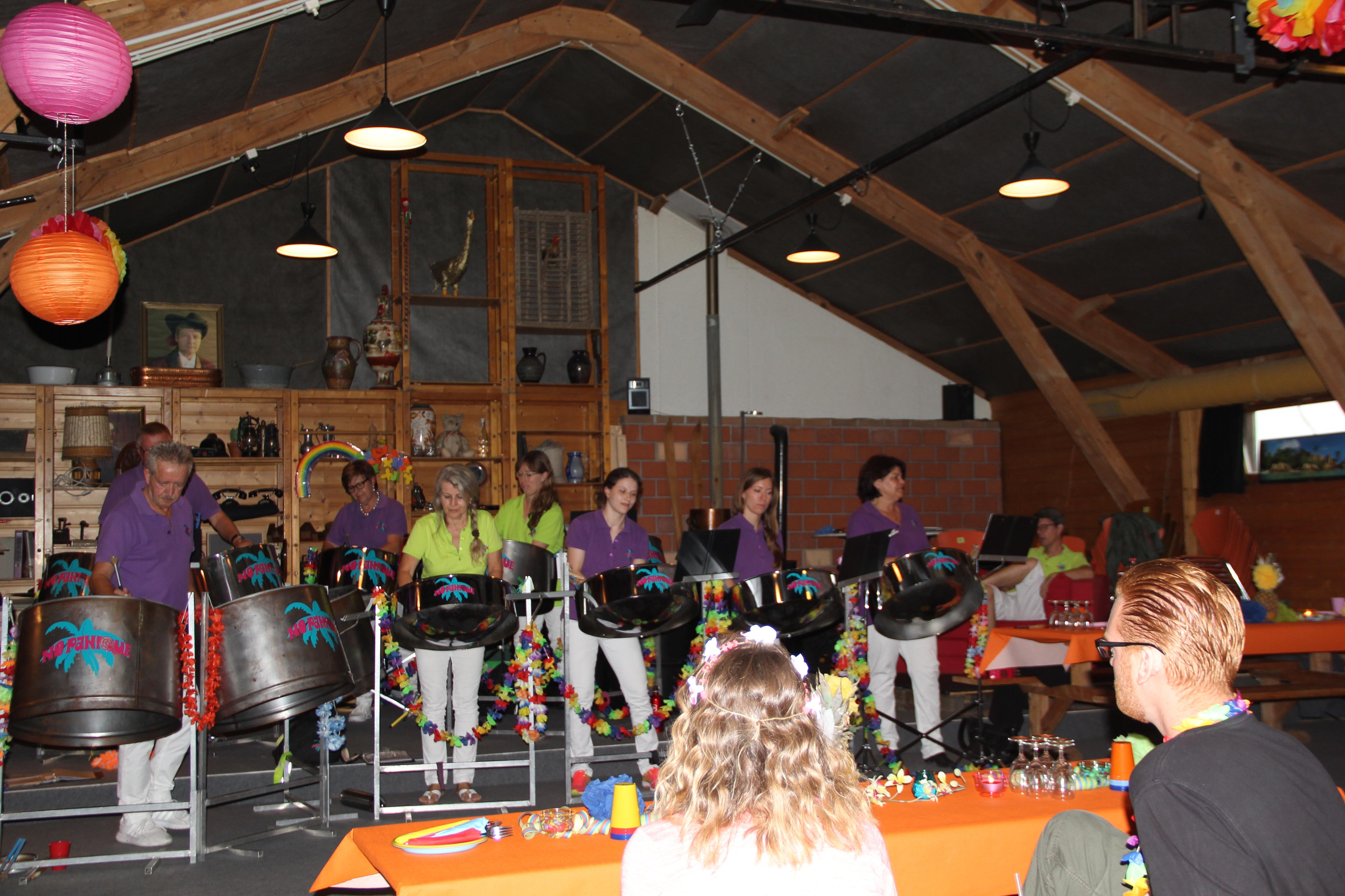 Geburtstagsfest am 1. September 2017 in Diemerswil