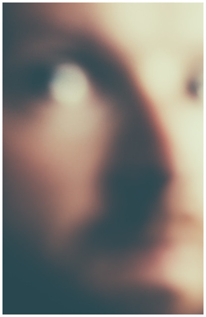 Abstract - Self Portrait