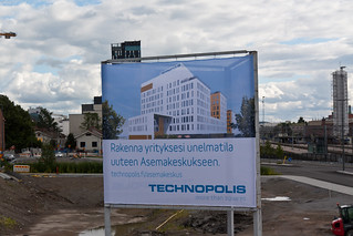 Technopolis Asemakeskus 08/2017 | by location: unknown