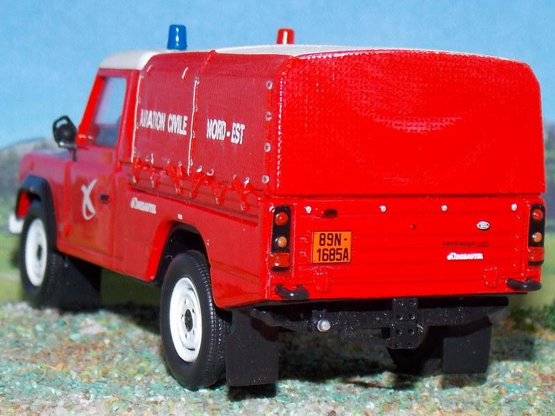 Land Rover Defender 110 TDi – 1998