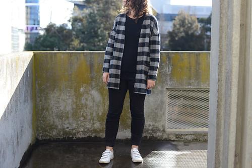 Another Oval Coat (Yuko Takada)   by BOMBAZINE *