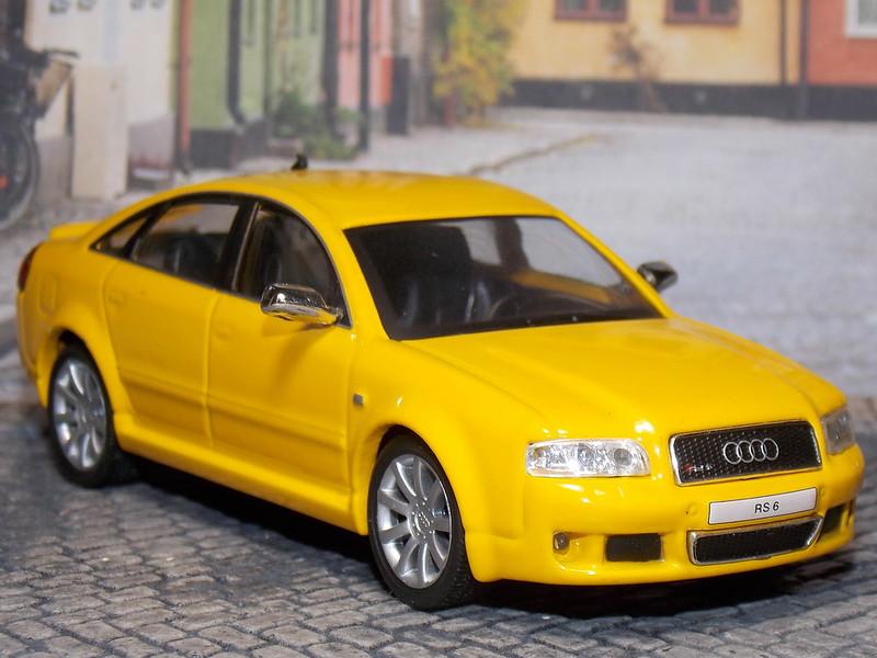 Audi RS6 – 2002