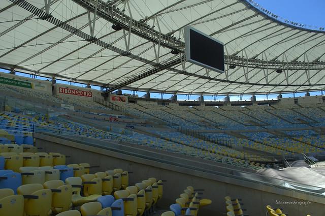 Estadio Maracana.