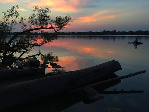 lakewilcox oakridges richmondhill yorkregion ontario sunset