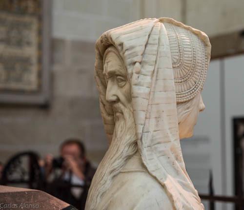 Tumba de Francisco II Catedral de Nantes