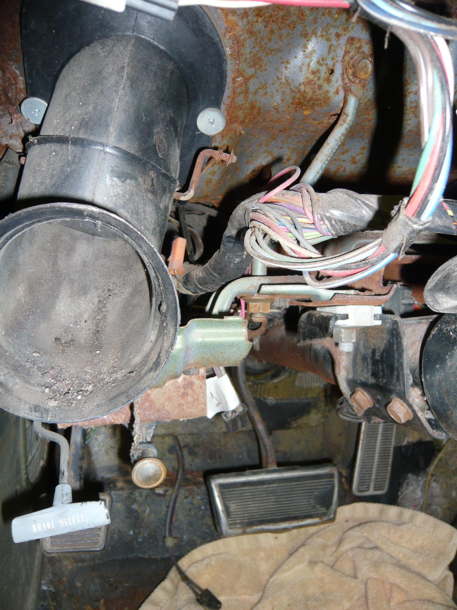 36435852916_6ec58d4362_k  Camaro Steering Column Wiring Harness on firewall install 67,
