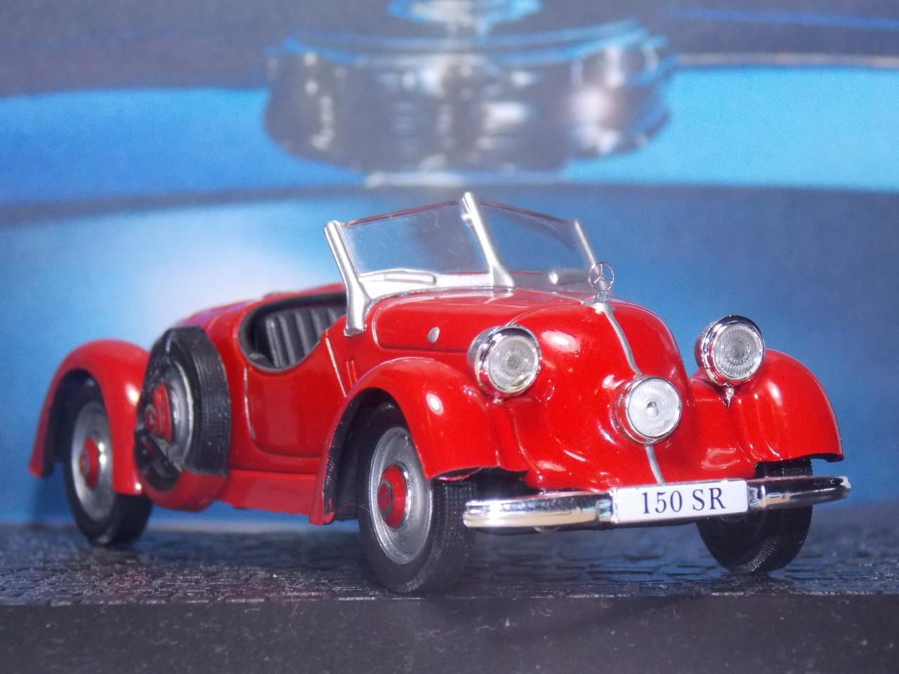 Mercedes Benz 150 Special Roadster – 1935
