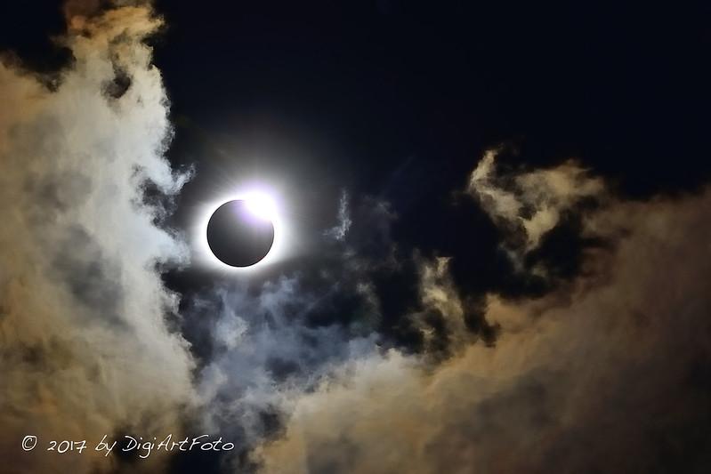 Solar Eclipse, Aug 2017