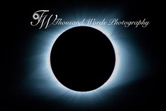Total Solar Eclipse August 21,  2017.