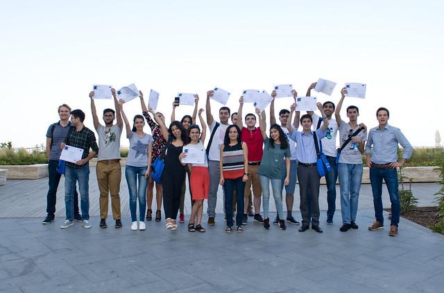 'EuroSchool' Azerbaijan 2017