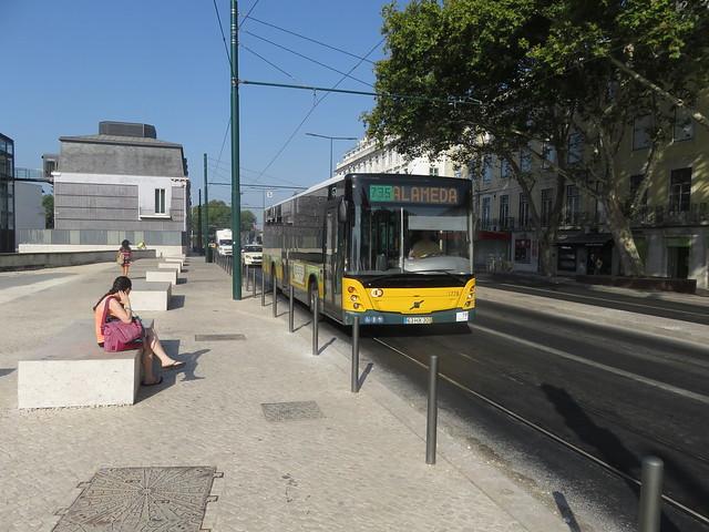 Bus de Lisbonne (Portugal)