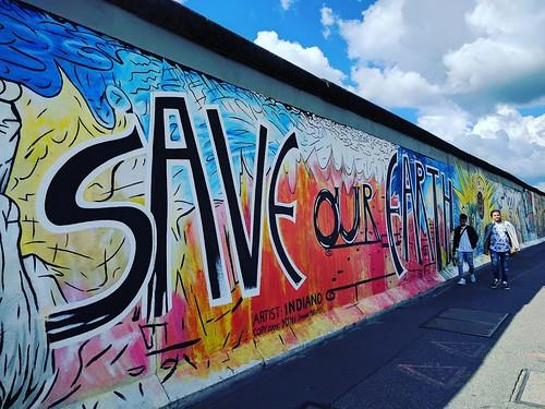 East Side Gallery | by cicala.dudu [supercalifragilisticamente]