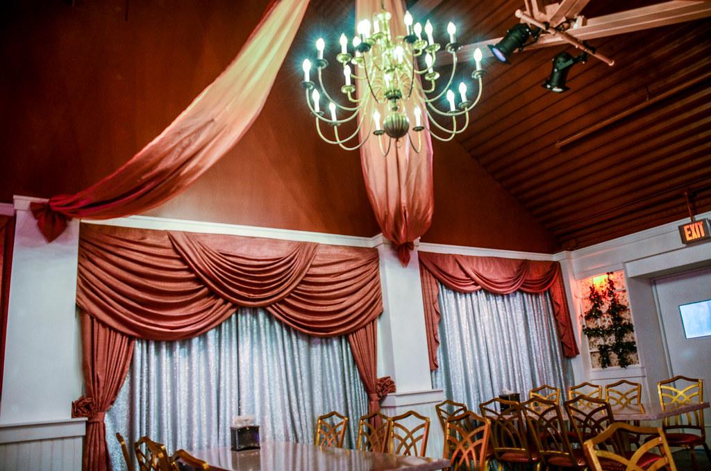 PizzeRizzo wedding room