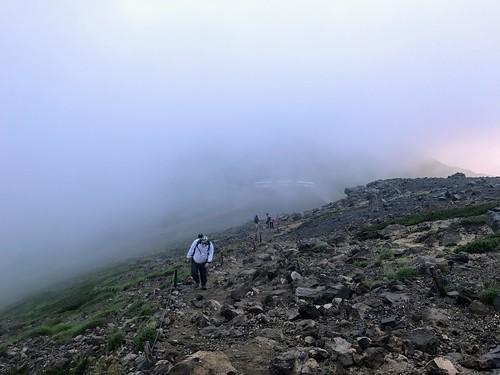 乗鞍岳 富士見岳 登山道 | by ichitakabridge