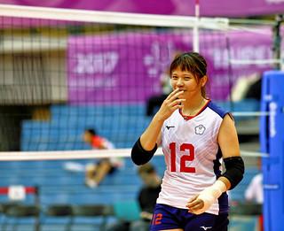 Taipei Universiade 2017 - 台灣排球 - Volleyball - Taiwan vs Tzech Republic | by RandomIbis2k12
