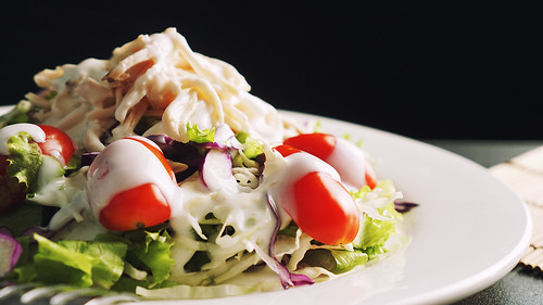 Low carb Chicken Salad – Body fit and Body beauty