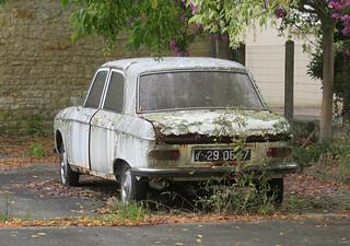 Peugeot 204 | by Spottedlaurel