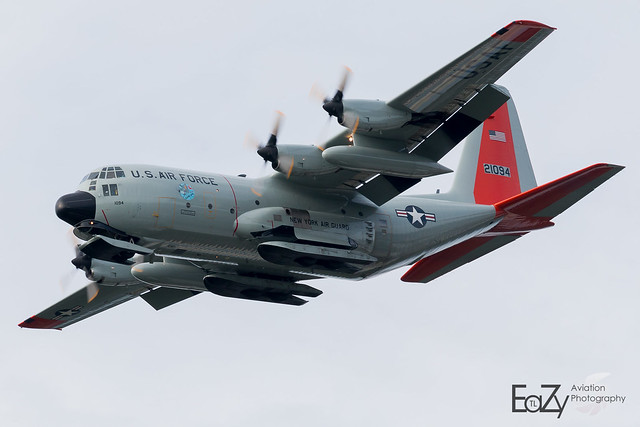92-1094 United States Air Force Lockheed LC-130H Hercules