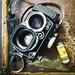 Rolleiflex + Carl Zeiss Planar f/2.8
