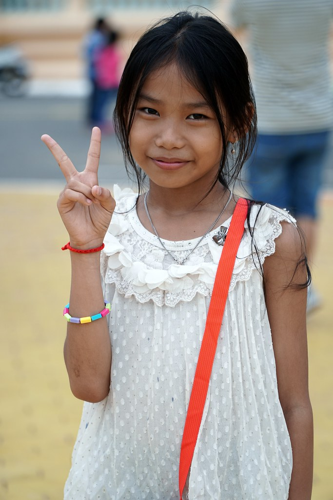 Cambodian girls gallery — photo 5