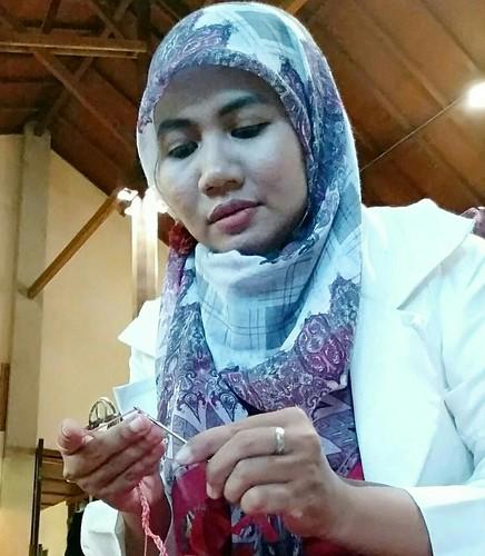 Belajar Merajut di Gendhis Bag | by lajwania