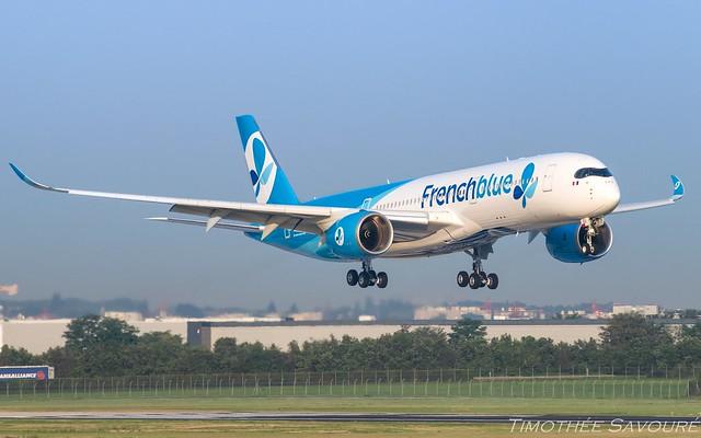 ORY   FrenchBlue Airbus A350-900 XWB