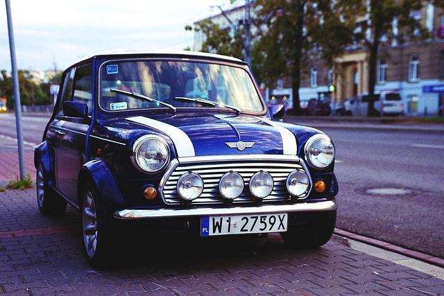 Classic Cars - Mini