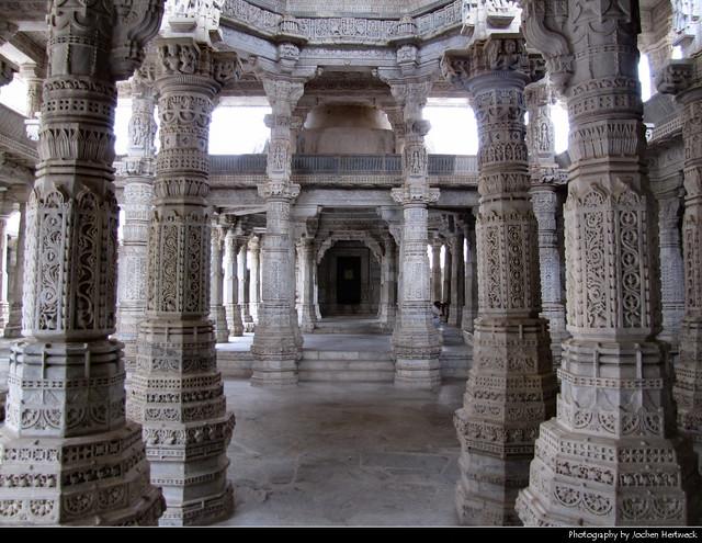 Jain Temple, Ranakpur, India