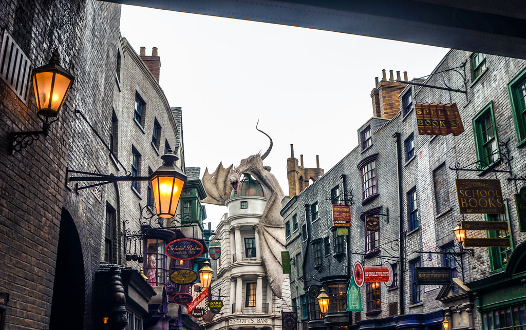 Diagon Alley US