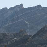 Ridgeline in Paintbrush Canyon
