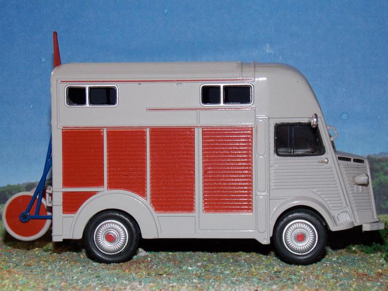 Citroën Type H – Heuliez – 1958