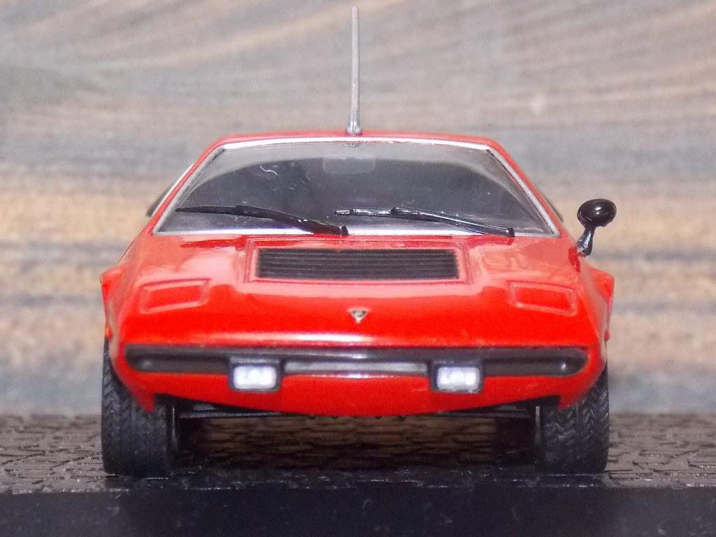 Lamborghini Urraco - 1976