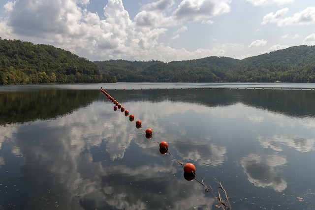 Tellico Reservoir, Little Tennessee River, Blount County, Monroe County, Tennessee