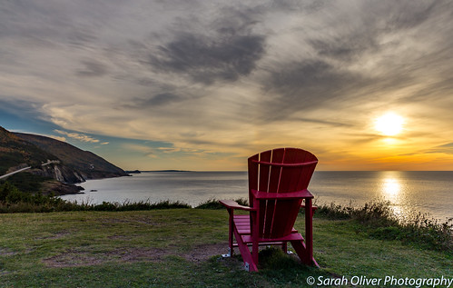 6d adirondack autumn breton cabot canada canon cape chair colour evening fall highlands island landscape national nature nova outdoors park red road roadtrip scotia sky sunset trail trees view relax reflection