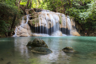 Erawan national park. Thailand. | by lskornog
