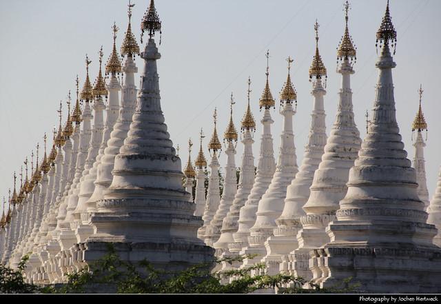 Sandamuni Paya, Mandalay, Myanmar