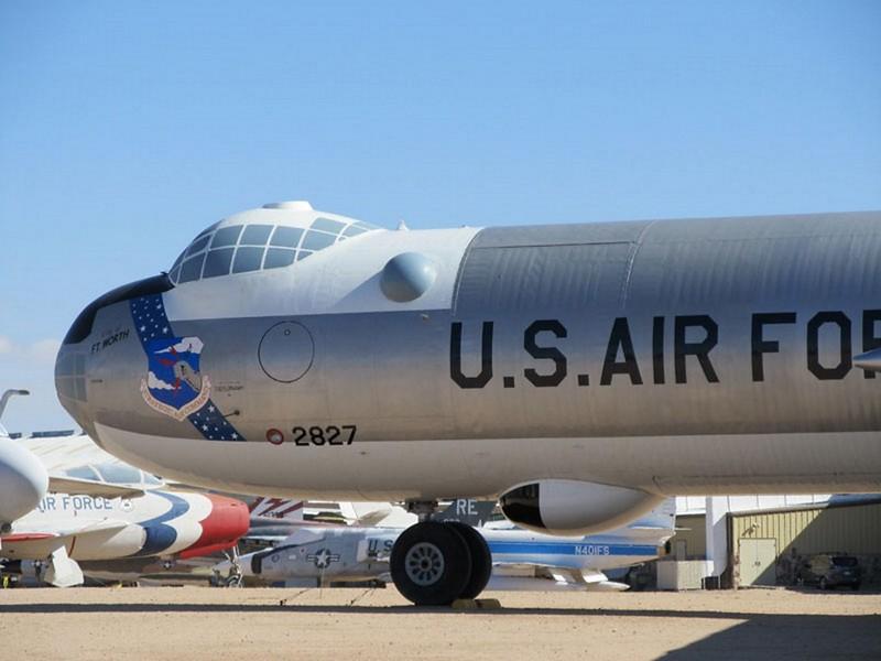 康瓦尔 B-36J 和平缔造者 3