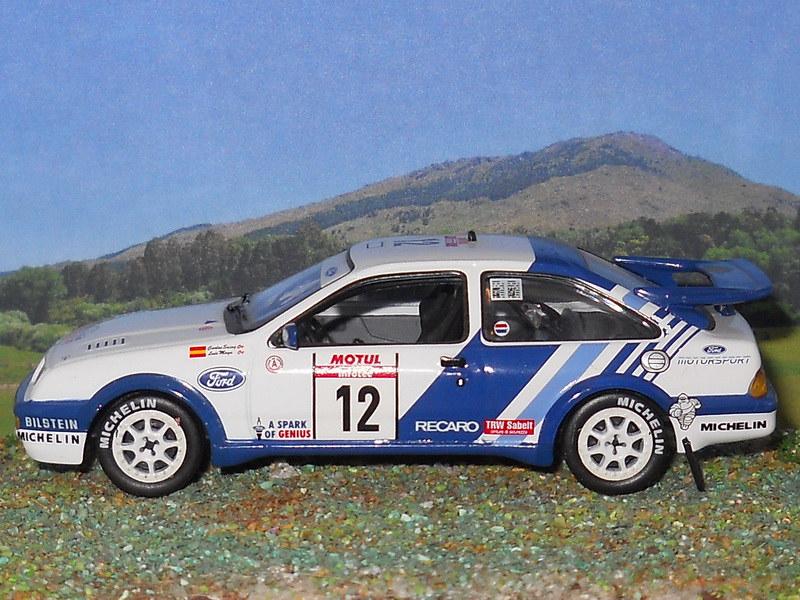 Ford Sierra Cosworth RS – Córcega 1988