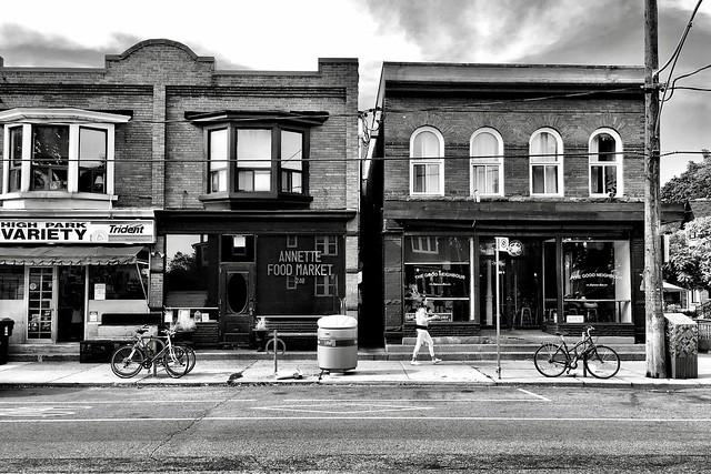 Annette St., Toronto