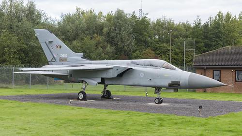 Tornado F.3 ZH552 | by Daren Eaton