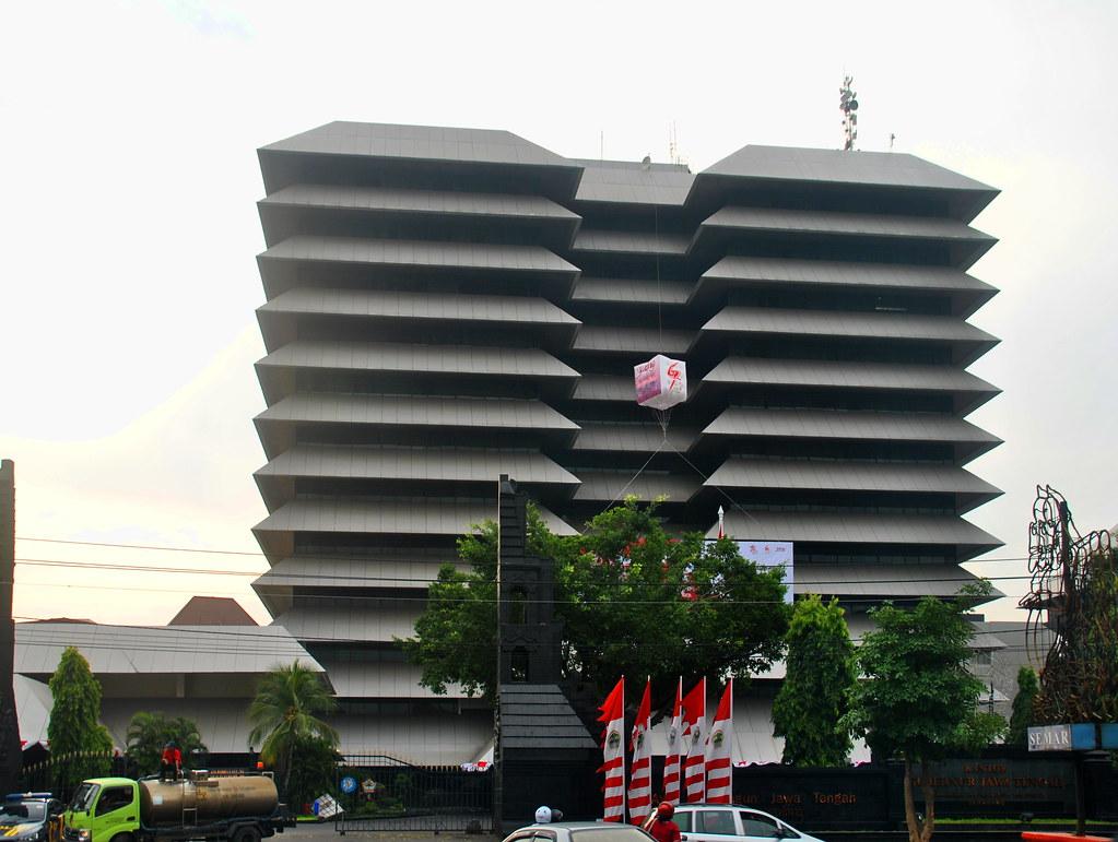 Kantor Gubernur Jawa Tengah