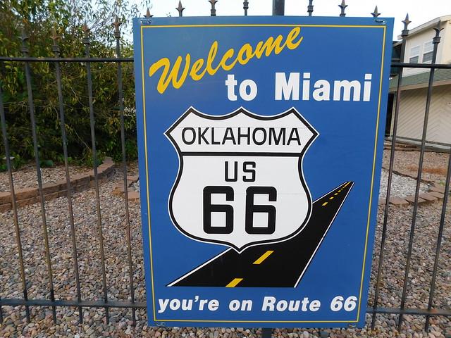 Welcome to Miami, Oklahoma