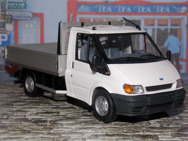 Ford Transit MKIV PickUp – 2001
