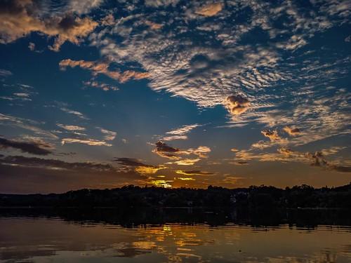 boston arlington sunset timelapse video cloudtrails longexposure timestack massachusetts spypond starstax