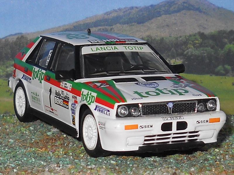 Lancia Delta HF 4WD – Della Lana 1987