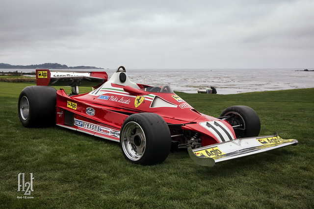 Ferrari 312-T2, chassis 031