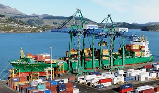 PASSAT SPRING Container Ship